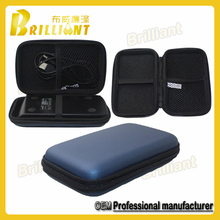 hard EVA Case for Electronic Accessories Carrying with handle