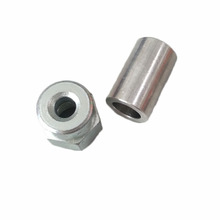 Galvanized Metal Brass Stainless Steel Standoffs For Glass