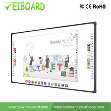 Interactive touch whiteboard classroom smart boards teaching with stand
