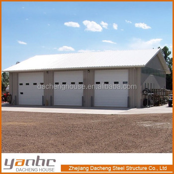 Steel Structure Workshop / Warehouse / Building