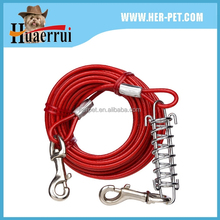 Dog Tie Out Cable, Medium Dog Tie Out