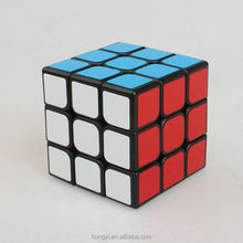 Classic Toys Cube 3x3x3 PVC Sticker Block Puzzle Speed Magic Cube Colorful Learning&Educational Puzzle Cubo Magico Toys