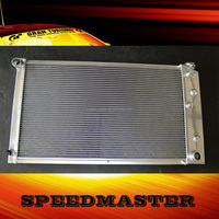 die cast all aluminium car radiator for CHEVELLE/ IMPALA V6