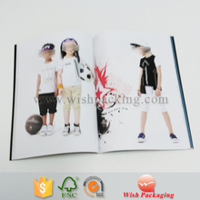 Children apparel / garment catalogue printing