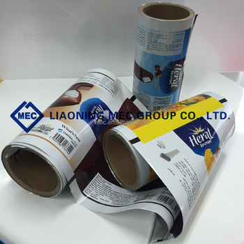 BOPP VMPET Plastic Packaging Film