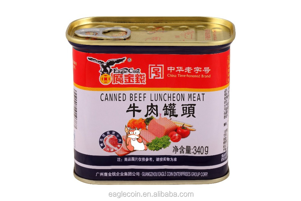 canned beef luncheon meat beef meat
