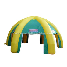 6 legs outdoor inflatable dome tent for sale from Sino Inflatable promotion tent factory