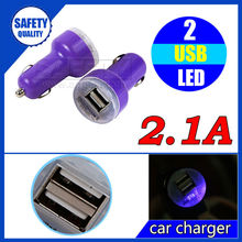 Wholesale alibaba 2015 new product portable dual usb car charger