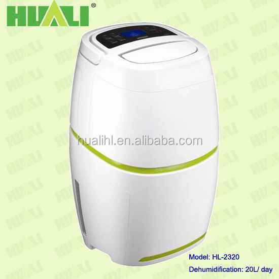 Low noise dry cabinet electric dehumidifier with quite appearence