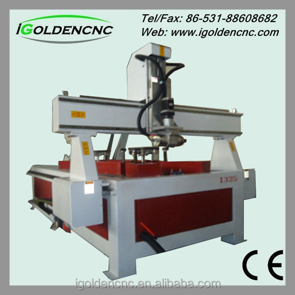 china new double spindel 4 axis driver cnc kit