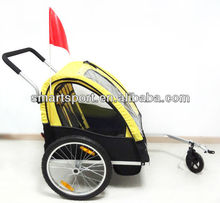 Europe Style Baby double seat bike Trailer