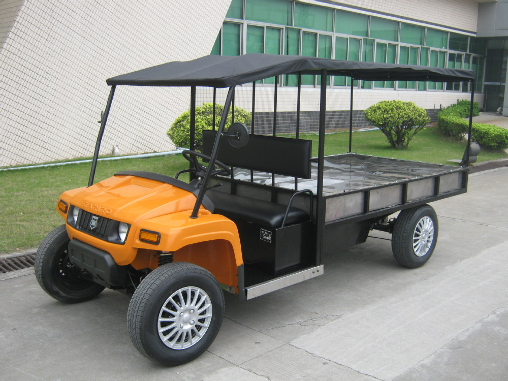 2017 Chinese newest top quality truck electric utility car