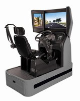 high quality car driving simulator