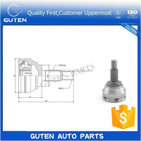 Autoparts Online CV Axle Replacement Outer CV Joint for OE CVJ-AD002