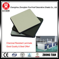 chemical resistant laminate chemical film compact laminate