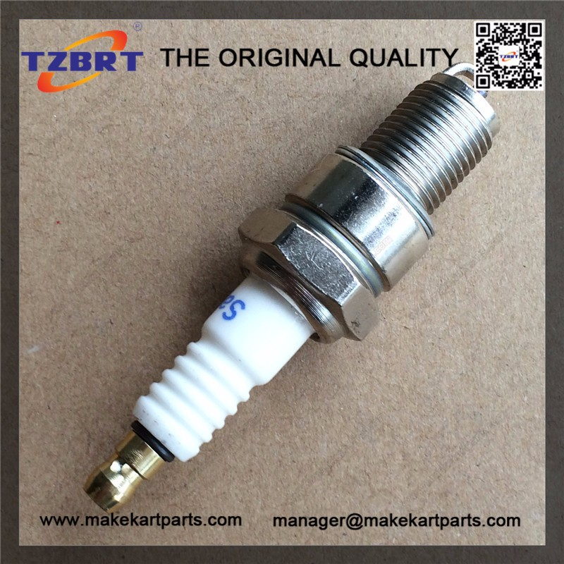 High quality genuine GX390 motorcycle engines spark plug