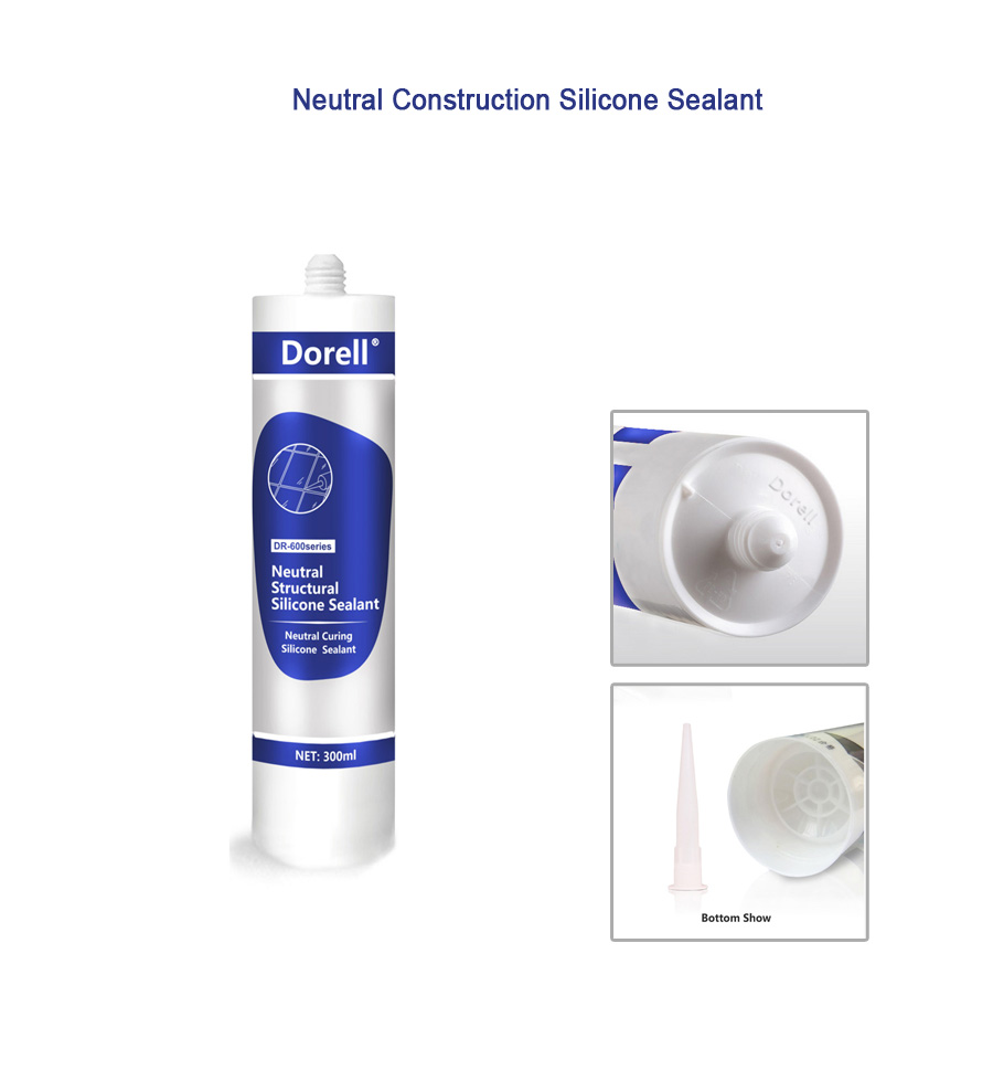 Construction Duct Silicone Sealant
