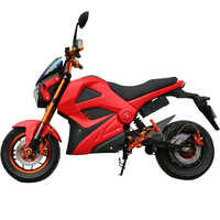 Chinese High Quality Scooter Electric Motorcycle