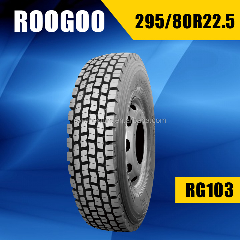 Truck tire cheap 315/80r22.5 295/80R22.5 11R22.5 not used tyres Neumaticos pneus