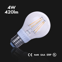 New products alibaba China home decorative A60 110lm/w led filament bulb light