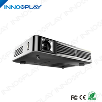 Household office appliances portable DLP projector manual focus lens 1080P wifi connect android mini projector V3