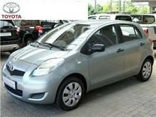 Toyota Yaris 1.0 used car