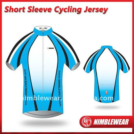 2011 Latest Coolmax NIMBLEWEAR Italy Monti full sublimated CUSTOM cycling wear