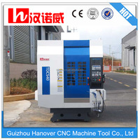 vertical cnc machining center drilling and tapping machine TDC540 16T slant dics type tool magazine linear guideway