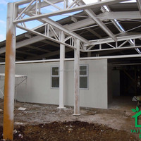 HOT Sale Real Estate Prefabricated Home