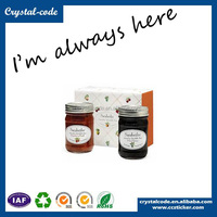China made custom favorable jar paper gift box