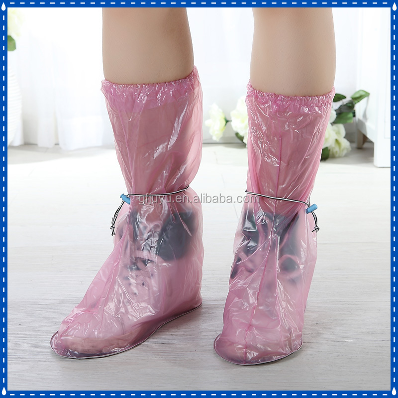 factory special produce rain boots for spot scenic