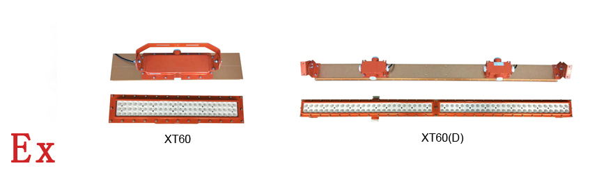 Explosion proof industrial light fixtures for Hazardous & Harsh Environment