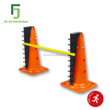 Adjustable Multi Height Plastic Training Hurdle Set