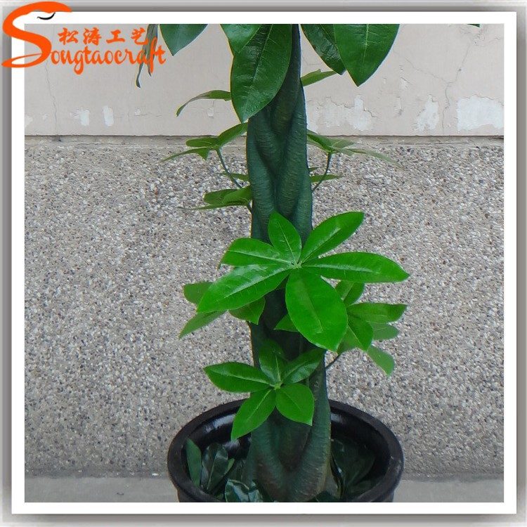 Rboles artificiales baratas reciclar indoor plantas for Plantas ornamentales tropicales