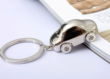 New hot sale car key chain for commercial gift could add logo on it