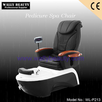 Whirlpool spa pedicure chair with mechanism hand massage & MP3