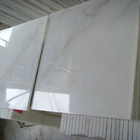 China Carrara marble and tile
