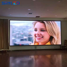 SRY indoor P5 high definition full color led display SMD 3 in 1 seamless led video wall on sale