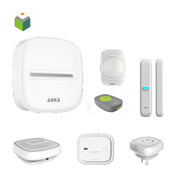 APP control WIFI zigbee smart home automation system