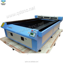 laser wood cutting machine price plywood laser cutter 150W, 180W, 280W, 300W QD-1325
