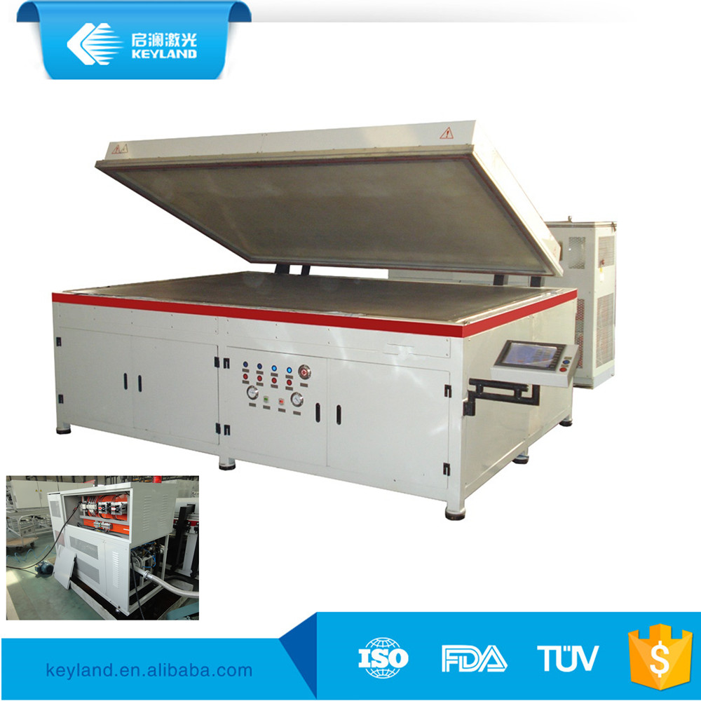Keyland 1MW 5MW 10MW small manual semi auto pv panel solar module encapsulation laminator machine price
