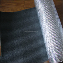 High reflective Insulation Aluminum Foil XPE Foam Heat Insulation Material/ XPE Radiant Barrier Roof Building/Thermal insulation