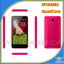 New 4.5 inch Telefon Quad Core Android 4.2 Dual Sim 3G Cell Phone Wholesalers in Dubai