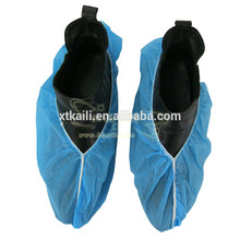 discount disposable non-slip non woven shoe cover