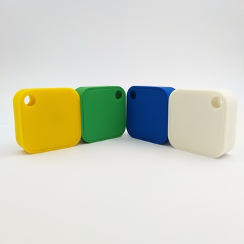 Plastic Enclosures Customized Ble Bluetooth 4.0 iBeacon For iOS Android