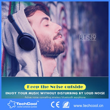 China supplier bluetooth headset USB bluetooth noise cancelling wireless headphone With Microphone