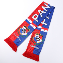 2018 Newest Panama World Cup Fans Soccer Scarf