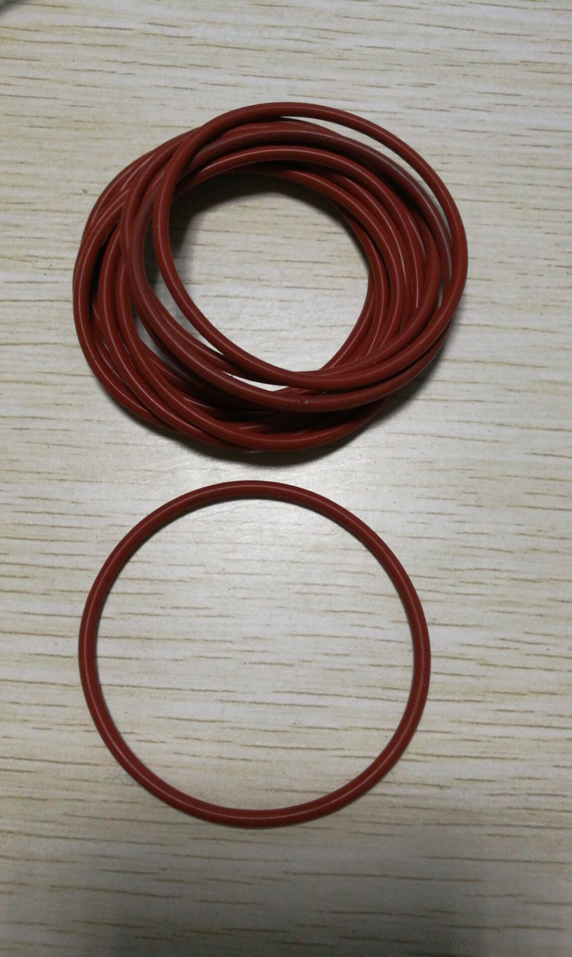 small or big rubber silicone seal o rings