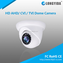 Christmas New Year Mini CCTV Camera 720P HD 4in1 Dome Camera With CE Certificate