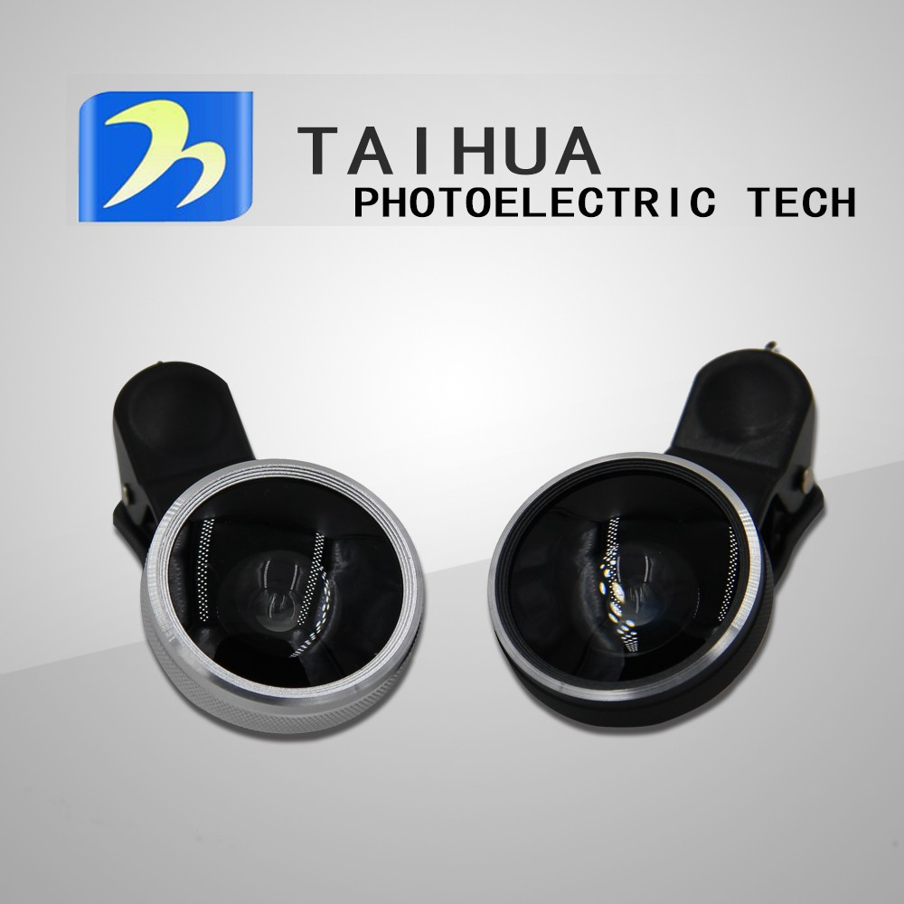 3 in 1 camera phone lens universal camera extra lens photographic lenses, optical fisheye lens